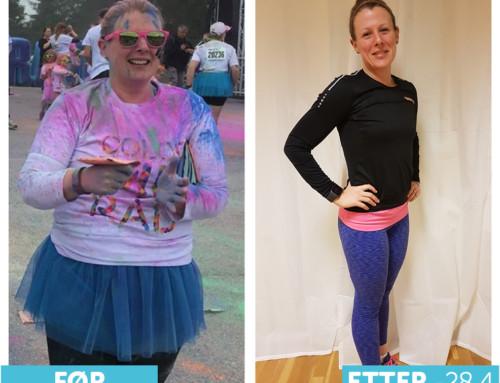 Karen endret livsstil – nå ønsker hun å hjelpe andre!