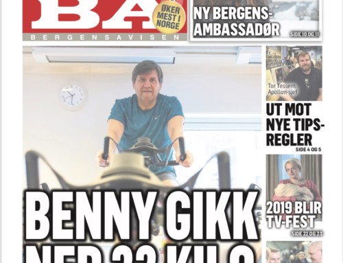 Benny endret livsstil og gikk ned i vekt med Livea – Ønsker du å gå våren lettere i møte, ønsker du å gjøre en endring?