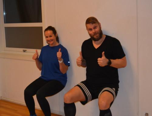 Vi kjører testgrupper på Livea Xpress denne høsten og vi er glade for å kunne presentere to av deltagerne ved Nr1fitness Osterøy